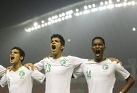ربع النهائي : السعودية فوز : أمام استراليا 1- 3