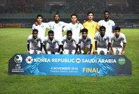 النهائي : السعودية امام كوريا الجنوبية 1-2