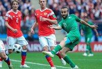 تعد روسيا 2018 هي أول بطولة كأس عالم يشارك فيها محمد السهلاوي عبر مسيرته الدولية برفقة المنتخب السعودي على مدار أخر 10 سنوات