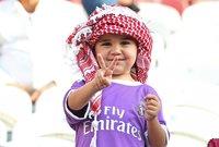 أطفال خطفوا الأضواء من نجوم كأس آسيا 2019