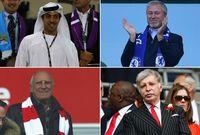 أغنى 10 ملاك أندية كرة قدم في العالم .. بينهم ثنائي عربي