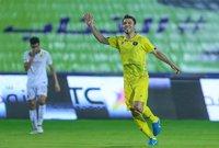 جهاد الحسين - 155 مباراة