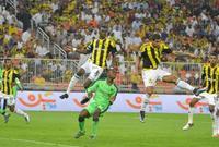 تلقى الأهلي مجموع 23 هدفاً أمام الاتحاد في دوري المحترفين السعودي، بينما تلقى الاتحاد 31 هدفاً أمام الأهلي في المنافسة.