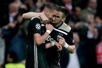 لقطات من خسارة ريال مدريد الموجعة برباعية من اياكس في البرنابيو