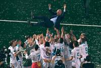 تلقى ريال مدريد الهزيمة في 16 مباراة