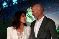 سجل ريال مدريد تحت قيادة زيدان 393 هدف وإستقبلت شباكه 160 هدف