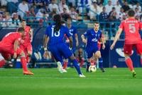 أحرز أهداف المباراة كارلوس إدواردو ومحمد البليهي وجوميز لصالح الهلال بينما أحرز شويا ناكاجيما هدف الدحيل الوحيد.