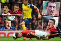 الإنجليزي فيل جونز لاعب مانشستر يونايتد صاحب أشهر تعبيرات وجه في تاريخ كرة القدم