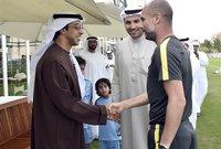 قام الشيخ منصور بن زايد آل نهيان بشراء النادي في عام 2009