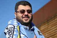 الأردني حسين إسميك مالك نادي ميونيخ 1860