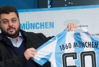 """واستحوذ حسن إسميك من خلال مجموعة """"إتش إي إم جي"""" على 60% من أسهم نادي ميونخ 1860"""