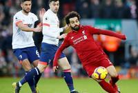 محمد صلاح أول عربي وأفريقي يصل لـ50 هدفاً في الدوري الإنجليزي الممتاز لكرة القدم