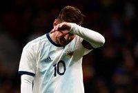 ميسي يعود في ليلة سقوط الأرجنتين بثلاثية أمام فنزويلا وديًا