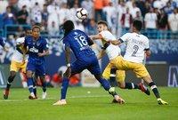 سجل النصر 22 هدف في اللقاءات التي جمعت بين الفريقين