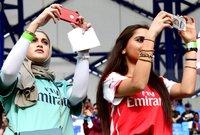مباراة أرسنال والنصر الإماراتي