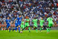 يطمح الهلال إلى الفوز على الأهلي ذهاباً وإياباً في دوري المحترفين السعودي للمرة الثانية فقط بعد 2009/2010.