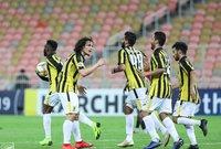 فاز الاتحاد في 5 مباريات