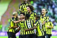 أكثر مباراة شهدت اهداف كانت في موسم 2011 وانتهت بفوز الاتحاد بخمسة أهداف مقابل هدفين