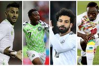 أفضل لاعب في كل منتخب بين منتخبات أمم أفريقيا 2019