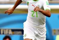 محرز منتخب الجزائر