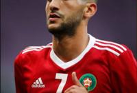 حكيم زياش - المغرب