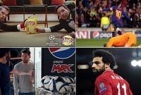 هكذا سخرت مواقع التواصل الأجتماعي من مواجهة صلاح وميسي وحال جمهور ريال مدريد ومباريات دور 8 من دوري أبطال أوروبا وسخرت أيضا من المواجهات المنتظرة في نصف نهائي البطولة.