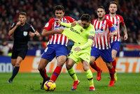 حضور مباراة لأتليتكو مدريد في الدوري الإسباني 95 يورو