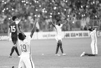 """علّق أيضاً التشيلي كارلوس فيلانويفا صانع ألعاب نادي الاتحاد، على أزمة زميله وكتب على حسابه عبر تويتر: """"جميعنا معك يا أخي""""."""