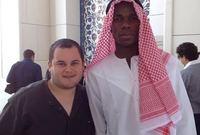 صرح بوجبا بعد أداء مناسك العمرة : لا يمكن نسيان الأشياء المهمة بحياتنا
