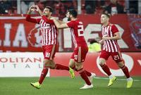 أولومبياكوس - 44  لقب دوري