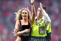 كينسي ولنسكي.. الفتاة التي اقتحمت نهائي دوري أبطال أوروبا