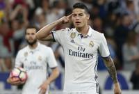 نجم الكافيتيريوس، وهداف المونديال، انتقل إلى ريال مدريد في صيف 2014، قادمًا من موناكو، بمقابل قدره نحو 75 مليون يورو