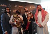 """يتمتع منصور الشهيل بأداء المصارعين """"الهايل فلير"""" والتي دائمًا ما تنجح في منافسات الوزن الخفيف"""