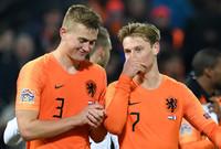 دي ليخت - منتخب هولندا