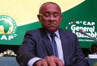 """وتناول تقرير لصحيفة """"نيويورك تايمز""""، الاتهامات الموجهة لرئيس الاتحاد الأفريقي لكرة القدم بالتحرش الجنسي"""