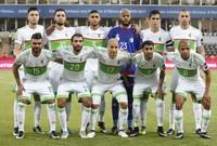 والمنتخب الجزائري