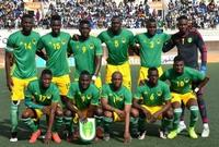 والمنتخب الموريتاني الذي يشارك لأول مرة في تاريخ البطولة