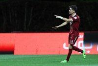 لويس غوستافو - نجم الفيصلي 49 فرصة