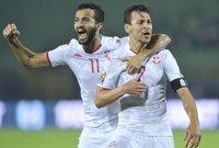 منتخب تونس واجه مدغشقر في دور نصف نهائي كأس أمم إفريقيا المقامة حاليا في مصر 2019.