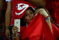 تونس تتأهل إلى نصف نهائي أمم إفريقيا 2019 بثلاثية نظيفة فى مرمى مدغشقر