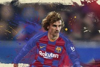 أعلن نادي برشلونة بشكل رسمي اليوم كسر عقد النجم الفرنسي أنطوان جريزمان مع فريقه السابق أتليتكو مدريد