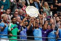 نجح فريق مانشستر سيتي في حصد بطولة كأس الدرع الخيرية على حساب ليفربول