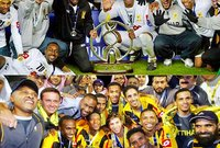 في نسختها الجديدة يظل العميد نادي #الاتحاد هو النادي الوحيد الذي حقق البطولة مرتين متتاليتين في 2004 و 2005
