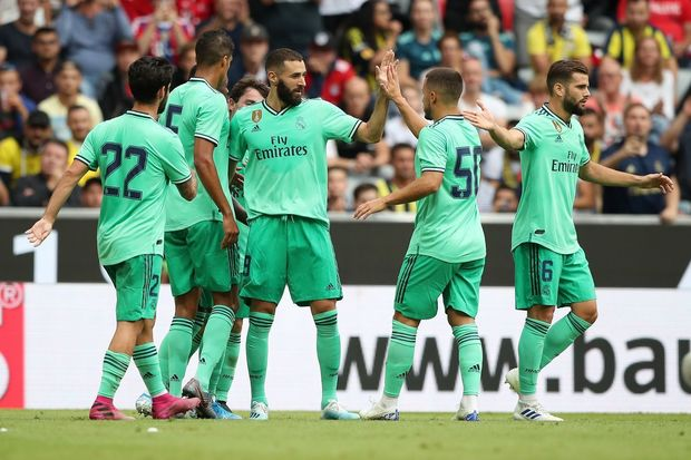 ريال مدريد: 303 مليون يورو