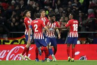 أتلتيكو مدريد: 243 مليون يورو