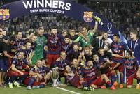 برشلونة 2015