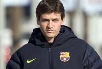 تيتو فيلانوفا مدرب برشلونة السابق توفي عام 2014، بعد معاناته من سرطان الحلق، عن عمر 45 عامًا