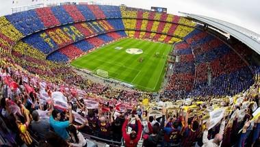 شاهد أفضل أهداف برشلونة في الكلاسيكو على ملعب كامب نو