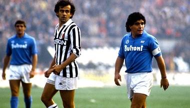 أهداف لا تصدق: هدف مارادونا الرائع بقميص نابولي في مرمى يوفنتوس