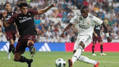 بالفيديو   أفضل مهارات الموهوب فينيسيوس جونيور مع ريال مدريد